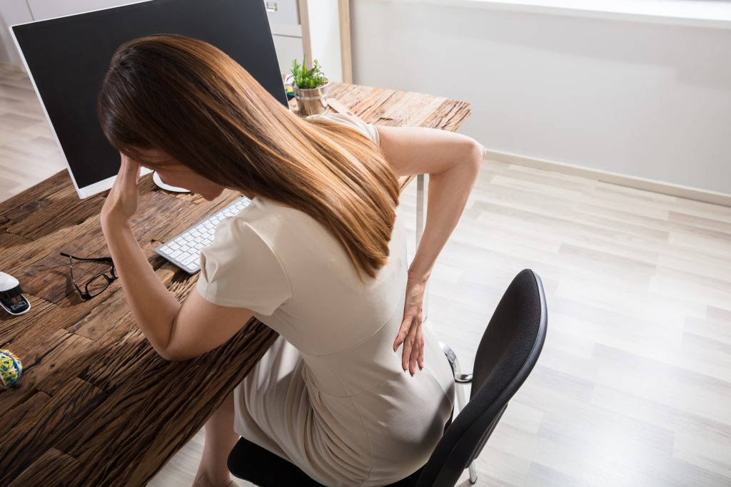 5 Things I Did To Relieve My Own Back Pain
